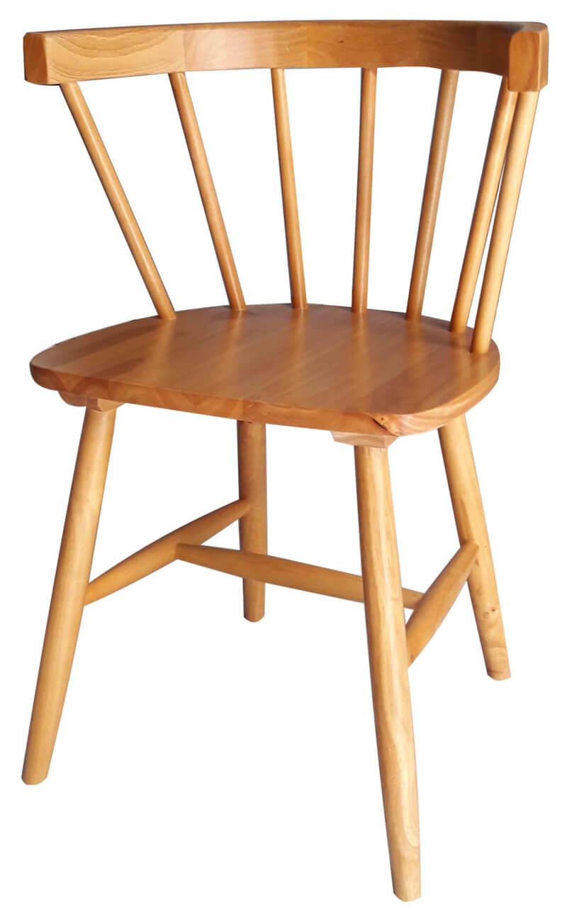 Ghế LyLa - Chất liệu gỗ sồi tự nhiên