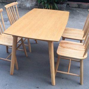 Bộ bàn ghế Windor
