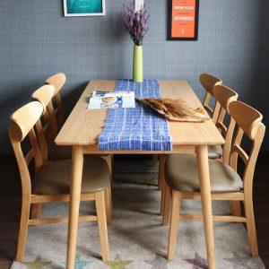 Bộ bàn ghế Mango