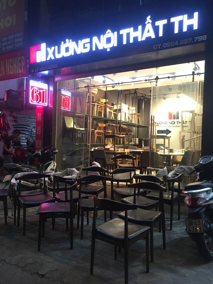 Xưởng Nội Thất TH chuyên sản xuất bàn ghế ăn đẹp, chất lượng, giá xưởng
