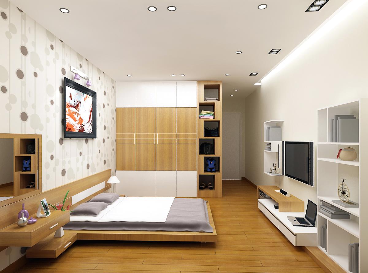 Thiết kế nhiều đồ đạc trong phòng có thể ảnh hưởng đến giấc ngủ