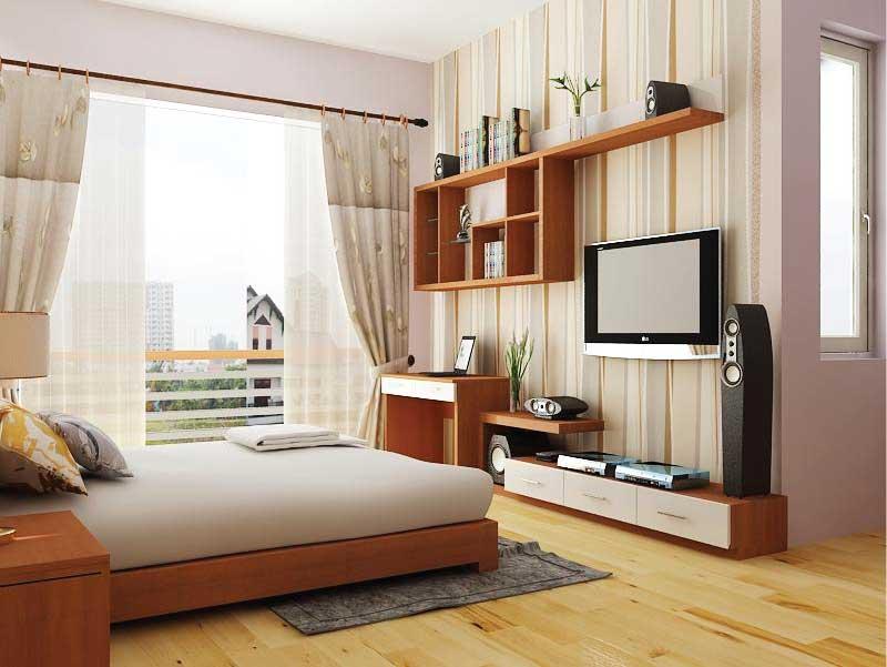 Những sai lầm cần tránh khi thiết kế nội thất phòng ngủ nhà chung cư