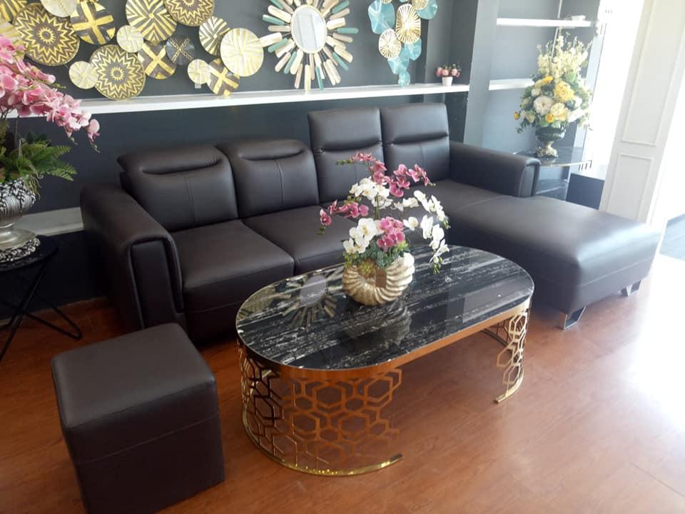 Sofa gật gù được ưa chuộng do có thiết kế gọn gàng nhưng không kém phần quan trọng