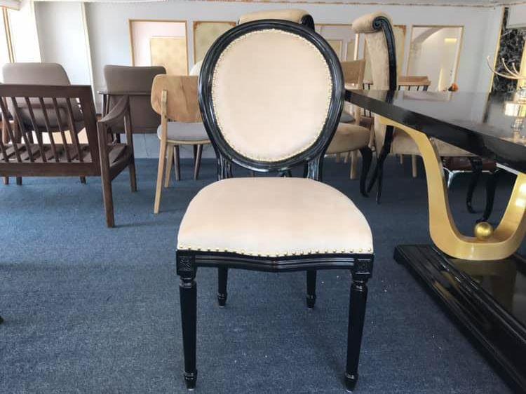 Ghế Louis - ghế trang điểm đẹp