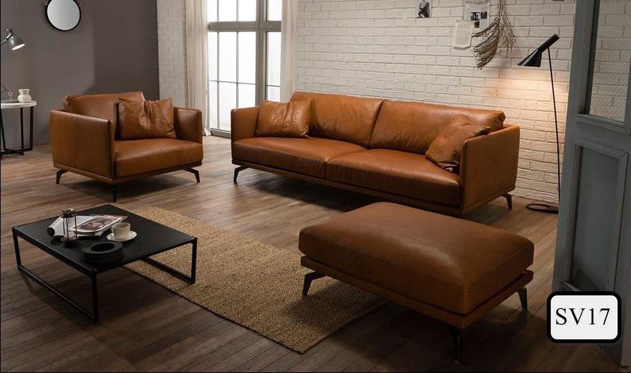 Bộ sofa phong cách hiện đại