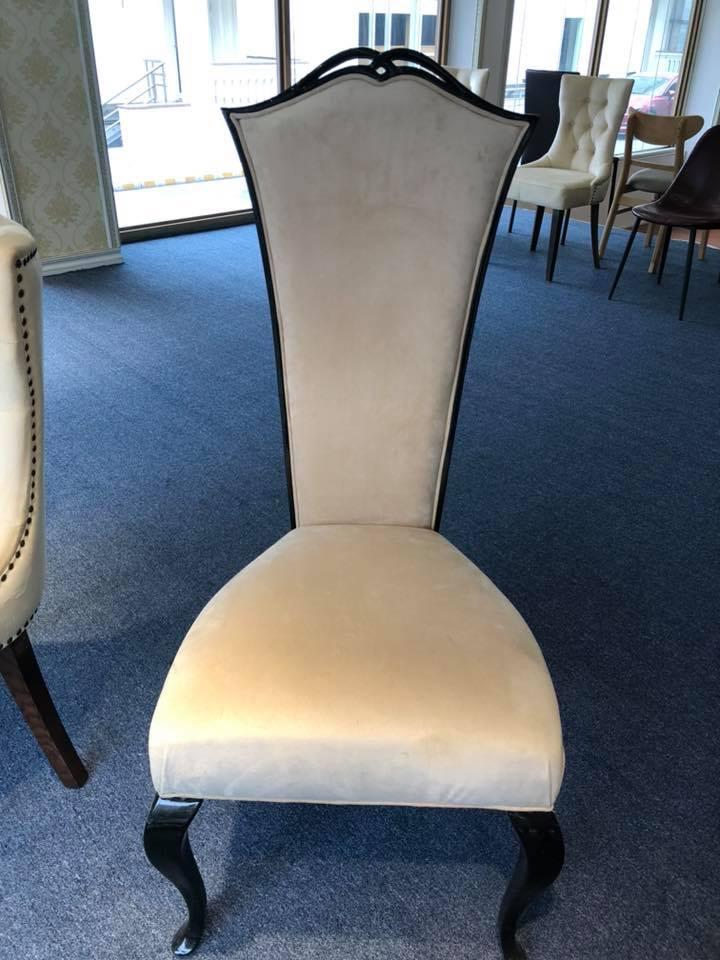 Ghế ăn CG (H6) đường nét mềm mại, quyến rũ như một cô gái đẹp