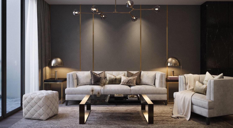 Bộ sofa phòng khách đẹp, sang trọng và tinh tế - mang dấu ấn riêng