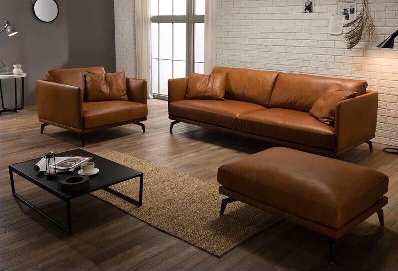 Bộ sofa phòng khách hiện đại, sang trọng