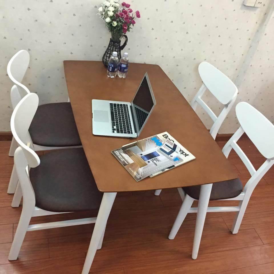 Những lưu ý để bộ bàn ghế ăn ưng ý – phù hợp với không gian
