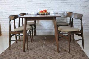 Những bộ bàn ghế ăn mang phong cách hiện đại cho căn bếp của bạn