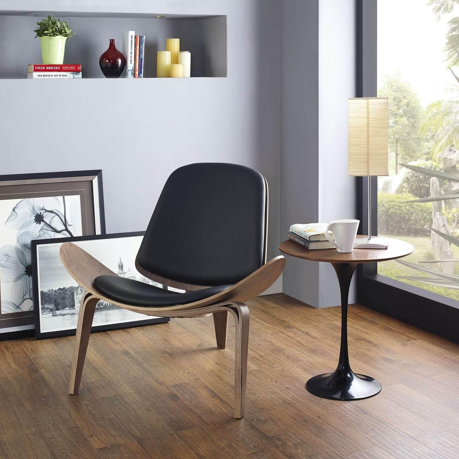 Ghế Shell – ghế thư giãn thích hợp giúp tan biến mọi mệt mỏi.