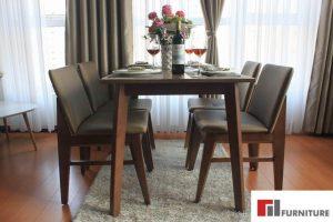 Cách nào lựa chọn bàn ghế ăn đẹp cho phòng bếp gia đình?