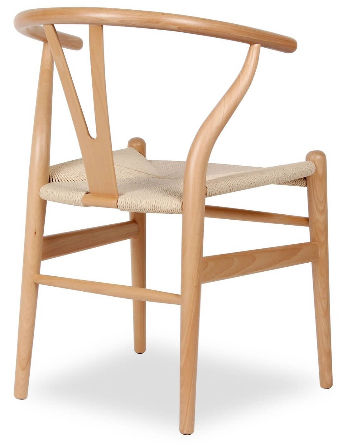 Mặt sau ghế Wishbone