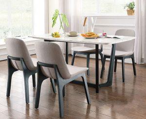 Bộ bàn ghế ăn đẹp, sự lựa chọn hoàn hảo cho phòng bếp