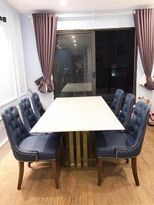 Một số tips trang trí bàn ghế ăn cho gia đình bạn (p2)