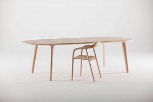 Ghế Neva – ghế ăn hiện đại, tinh tế với chất gỗ tự nhiên