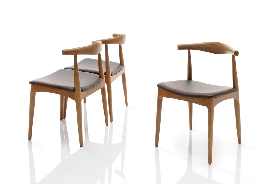 Ghế gỗ Elbow
