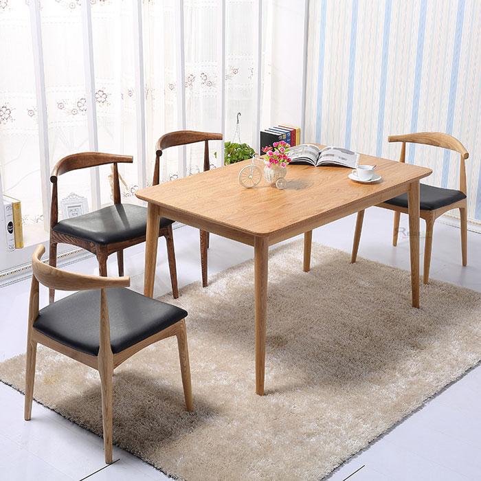 Bộ bàn ghế Elbow tinh tế từng đường nét