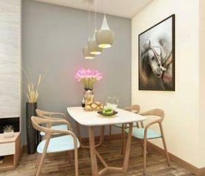 Những cách làm mới bàn ăn tạo không gian khác – lạ – sang cho không gian nhà bạn