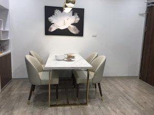 """""""3 không"""" trong thiết kế và sắp xếp bàn ghế ăn cho phòng bếp nhỏ"""