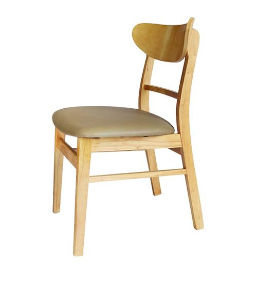 Ghế ăn gỗ Mango có kiểu dáng độc đáo, phá cách