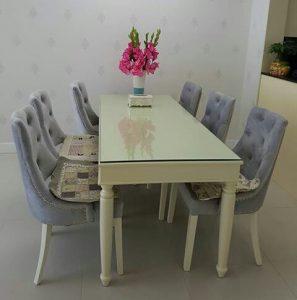 Chia sẻ kinh nghiệm muabàn ghế ăn gỗ tự nhiên chất lượng, giá tốt