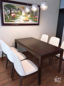 Bàn Ăn Gỗ Ziggy 6 Ghế Đẹp – Thay Đổi Cách Nhìn Về Ngôi Nhà Bạn