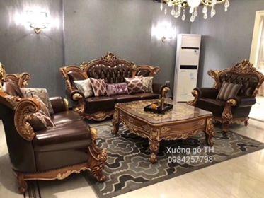 Bộ Ghế Sofa Chọn Màu Nào Phù Hợp Với Không Gian Phòng Khách?