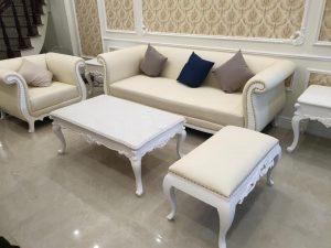 Bộ Ghế Sofa Phối Màu Như Thế Nào Cho Tinh Tế Với Không Gian?