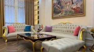 Sofa Cho Biệt Thự Với Những Phong Cách Khác Nhau